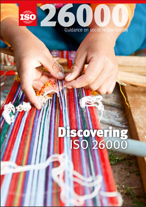 Discovering ISO26000