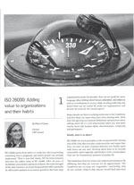 ISO 26000: Adding value to organizations and their habits