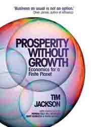 Cover Tim Jackson prosperity without growth