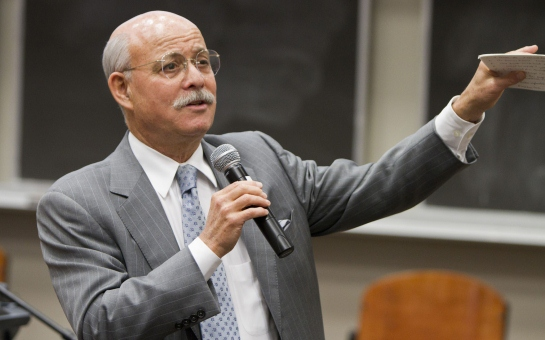 Photo Jeremy Rifkin